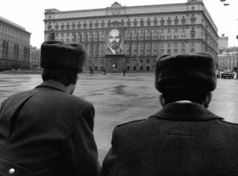 Ushtare rus ne Moske