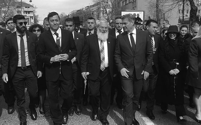 Ambasadori i Izraelit ne Maqedoni, Dan Oryan,