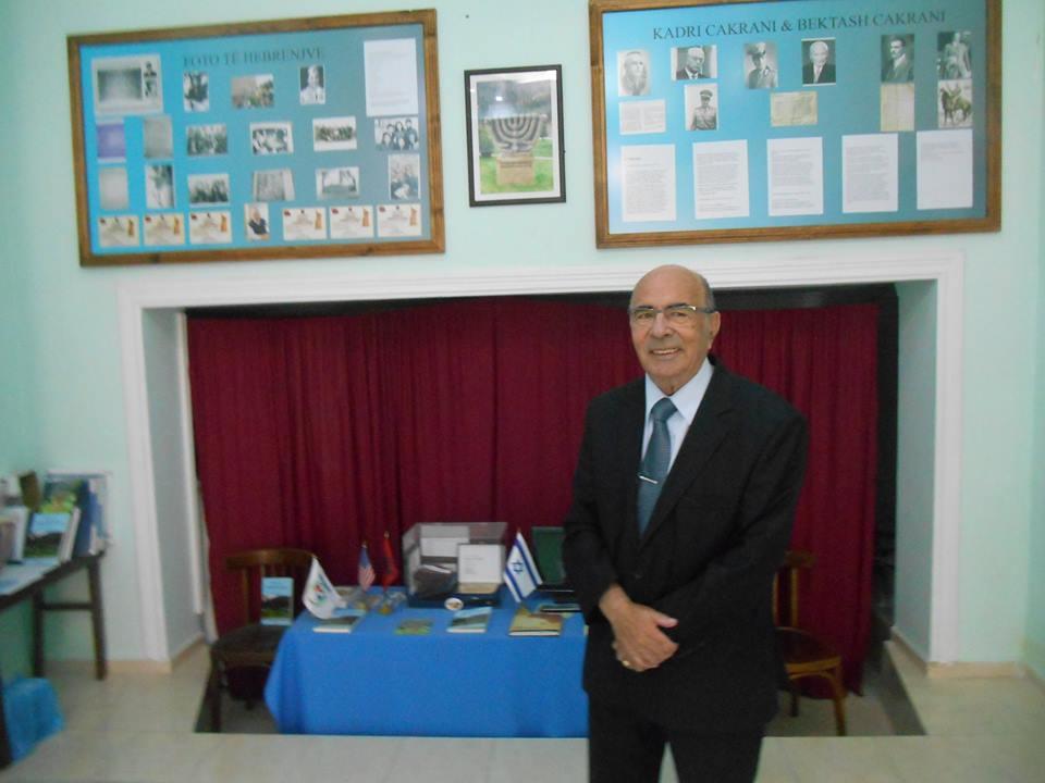 Dr.Zino Matathia: Vlora ka nderuar dy rrugë me emrat e hebrenjve, Mateo Matathia dhe Pepe Levi